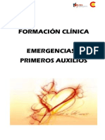 Manual de Emergencias y Primeros Aux