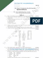 System Software Jan 2014