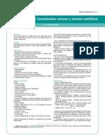 Canalización Venosa y Arterial Umbilical