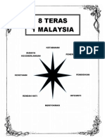 8 Teras 1 Malaysia