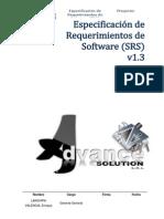 13. Sistema de Control a y C - SRS v 1.3 Parte 1