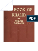 The Book of Khalid-Introduction