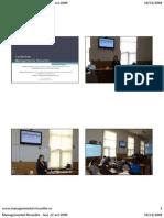 Conferinta Managementul Riscurilor