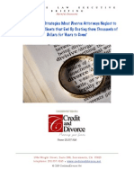 Credit and Divorce White Paper-Consumer