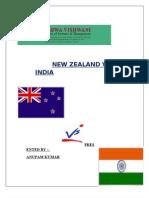 New Zealand vs. Indian Culture