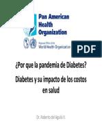 Por Qué La Pandemia de La Diabetes Diabetes y Su Impacto en Los Costos en Salud