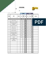Cronograma Para Implantação ISO 9001 - 1