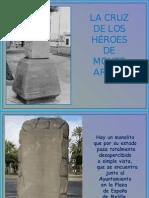 Cruz de los héroes de Monte Arruit.pps