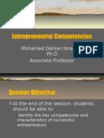 Entrepreneurial Competencies 2