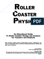 Roller Coaster Physix