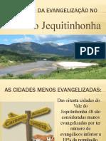 O desafio da evangelização no Vale do Jequitinhonha