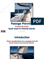 1 - 3CW - 9 Passage Planning 5 South Coast Channel Islands