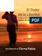 +Carlos de la Rosa Vidal - El Poder de la Libertad