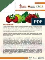 Info Seminario de Frutas Tropicales