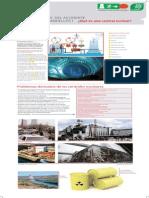 Exposicion 25 años del accidente de la central nuclear de Vandellós I