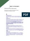 TRAZEGNIES LEOPOLDO DE - Diccionario Literario De Terminos Infrecuentes.pdf