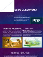 Comienzos de La Ecnomia Micro