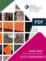 Textiles Productos Funcionales Julio 2013