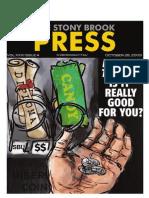The Stony Brook Press - Volume 31, Issue 4