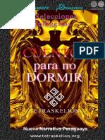 CUENTOS PARA NO DORMIR - 2007 - Chester Swann - Portalguarani