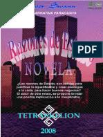 Razones de Estado - Novela 2008 - Chester Swann - PortalGuarani