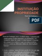 5. História Do Direito - PROPRIEDADE