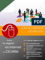 Plan de ENegocio Ed2012