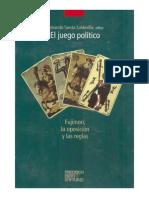 1999  El juego político Fujimori, la oposición y las reglas