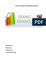 Islamic Risk Management Summary