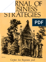 Journal of Business Strategies