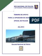 CNP-Oficial 2013 - Temario