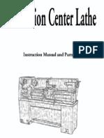 Manual Torno 13x40 ENCO