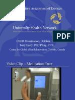 Brazil CBEB Course 2 Human Factors Assessments
