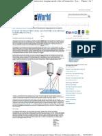Photoluminescence Imaging Speeds Solar Cell Inspection