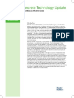 Chlorides and Admixtures CTU020108