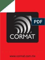 PRESENTACIÓN EQUIPOS CORMAT
