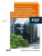 Boletín de Actualidad Corporativa - N° 5 - Resolución N° 0030