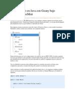 Programando en Java con Geany bajo Ubuntu.docx