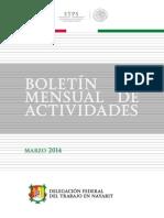 Boletin Marzo 2014