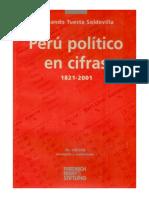 2001 Friedrich Ebert. Perú Político en cifras 3era edición