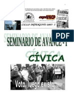 Repaso Civica Intensivo 2007