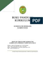 Buku Panduan Kurikulum-kjp 2014