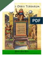 Civitates Orbis Terrarum, Colección Orbis Terrarum