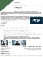 ARRI Digital - Raw Data and Video Signals - 2009-09-03