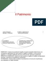 Direzione Aziendale - Il Patrimonio e La Sua Dinamica