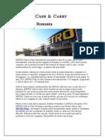 Metro Cash