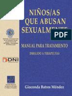 Niños Que Abusan Sexualmente