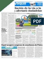 Expreso 26 de Junio (Miercoles) - Expreso - Guayaquil - Pag 13