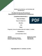 Universidad Nacional Autonoma de Hondurasos