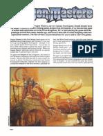 Dragon Masters - 2 - White Dwarf 145 Expansion (Scan)